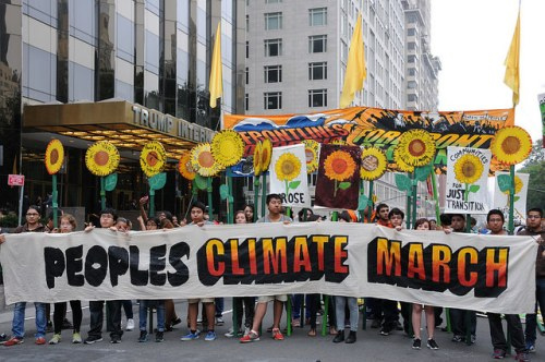 09 23 climate march