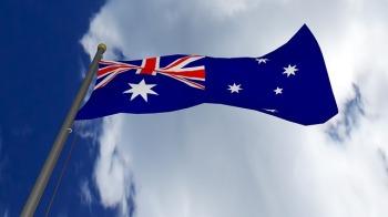 australia flag cc